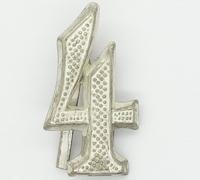 Regimental Number for a Shoulder-board