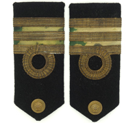 Royal Indian Navy Shoulder boards