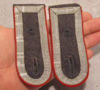 Luftwaffe Flak Shoulder Boards