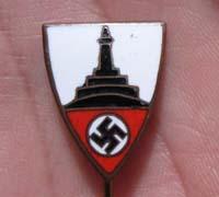 DRKB Veterans Membership Stick Pin