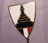 DRKB Veterans Membership Stick Pin