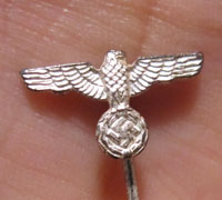 Army Eagle Stickpin