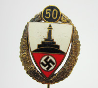 DRKB Veterans 50 Year Membership Pin
