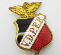 Imperial Prussian V.D.P.E.B. Railway Stickpin