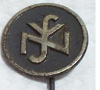 Welfare Organization Member Stickpin