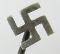 NSDAP Swastika Stickpin