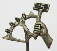 NSBO Membership Stickpin
