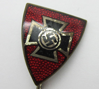 NS-RKB Veterans Membership Stickpin