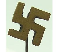 NSDAP Supporter Stickpin