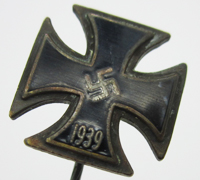 2nd Class Iron Cross Stickpin