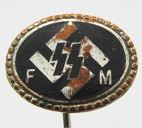 SS FM Supporting Member Stickpin by Deschler