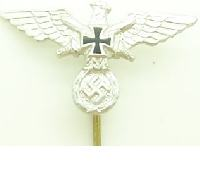 NS-RKB Veterans Membership Eagle Stickpin