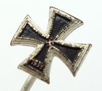 2nd Class Iron Cross - Stickpin