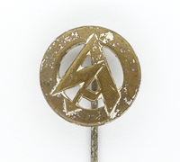 Early SA Membership Stickpin