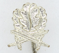 Oak Leaves and Swords Stickpin