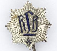 RLB Membership Stickpin by A. Enders