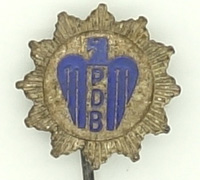 PDB Supporters Stickpin