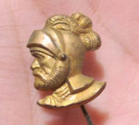 Knight Head Stickpin