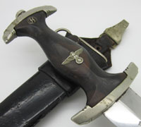 Transitional Eickhorn SS Dagger 1936