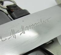 SS Himmler Dagger by C. Eickhorn