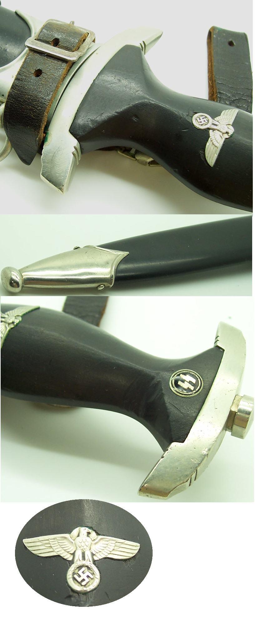 Early SS Dagger by Klaas
