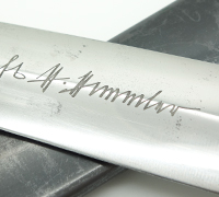 SS H. Himmler Honor Dagger by Carl Eickhorn