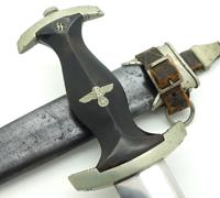 Early SS Dagger by Robert Klaas
