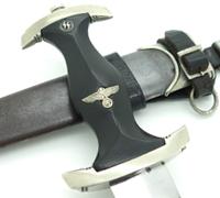 Numbered - Full Röhm SS Honor Dagger by Carl Eickhorn
