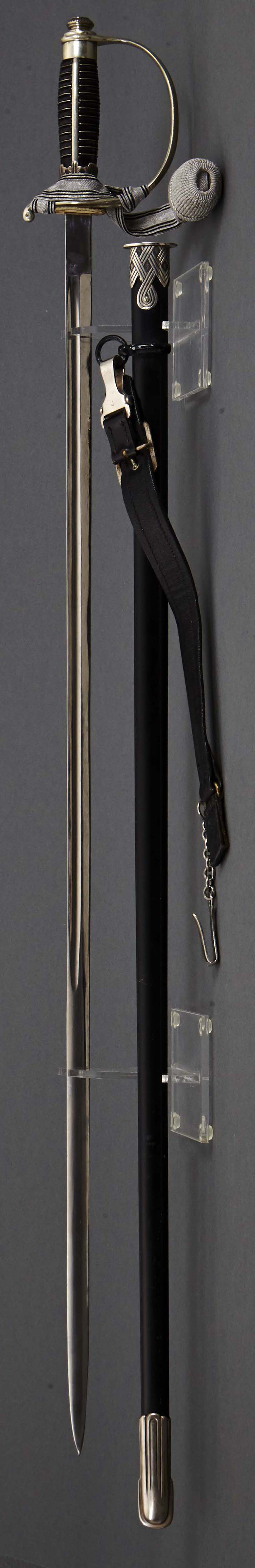 Early Complete SS Officer Sword