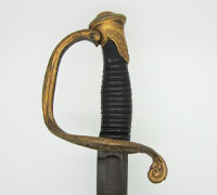 US Civil War Model 1850 Army Staff & Field Officers Sword