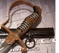 Eickhorn Freiherr von Stein Pattern Field Marshal Sword