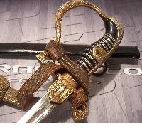 Eickhorn Flat-bow Derfflinger Personalized Field Marshal Sword