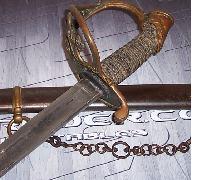 US Civil War Model Cavalry Officers Sword