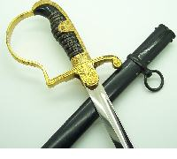 Personalized Eickhorn Wrangel Pattern Field Marshal Sword