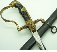 Leopard-head Sword by Voos