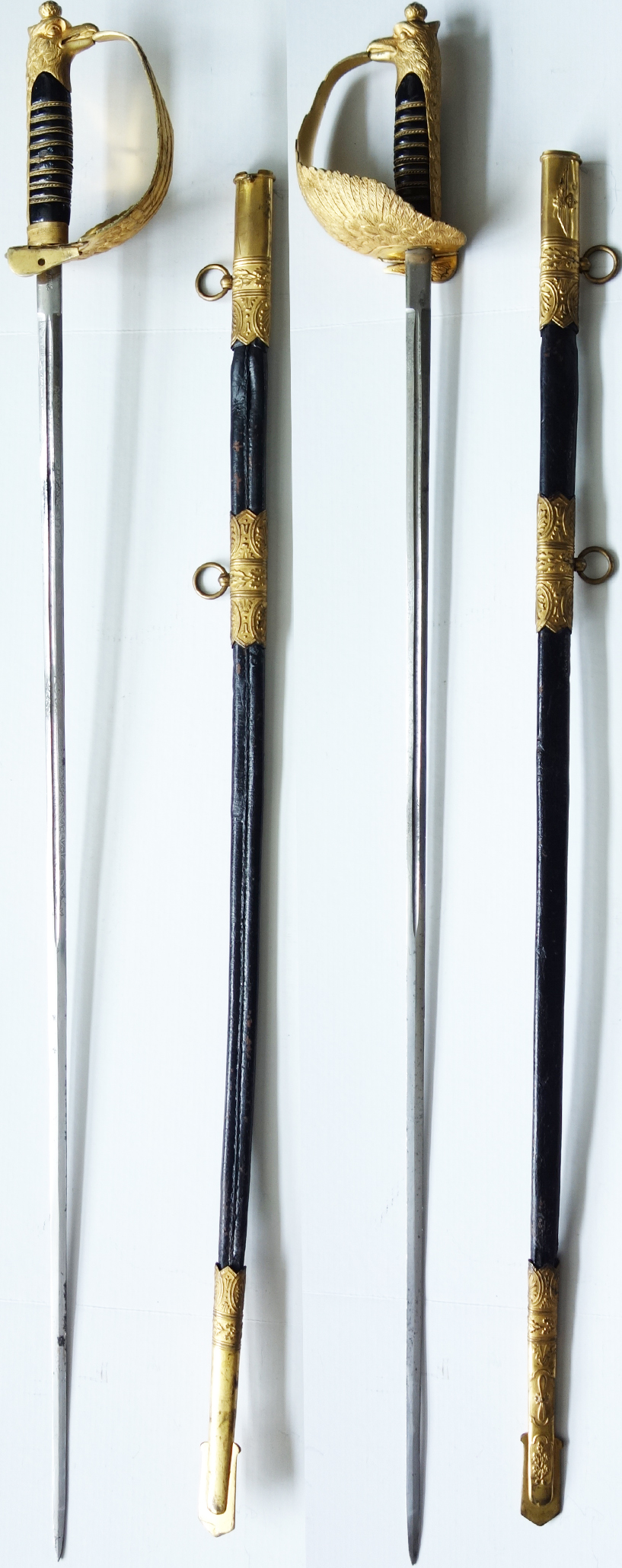 Imperial Italian Air Force Officers Dress Sword
