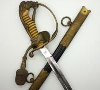 Alcoso Navy Sword