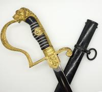 Eickhorn Zieten Pattern Flat-bow Field Marshal Sword