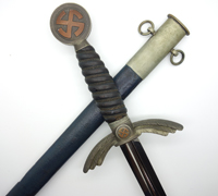 Early Personailzed SMF Luftwaffe Sword