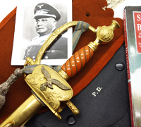 Paul Deichmann's Luftwaffe Generals Sword