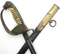 Imperial WKC Navy Sword