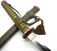 Japanese Type 98 Army Shin-Gunto with stunning blade