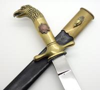 Prussian Garde Oberjäger Hirschfanger by WKC