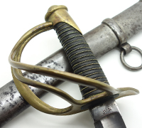 US Model 1840 Heavy Cavalry Saber by Horstmann
