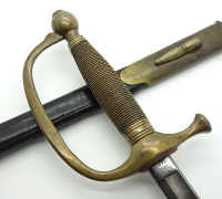 US Model 1840 Musicians Sword by Ames Mfg Co.