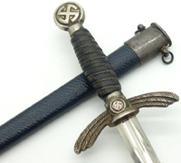 Miniature Luftwaffe Sword Gift