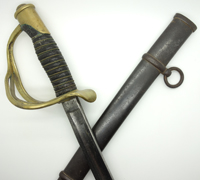 US Model 1840 Heavy Cavalry Saber by Ames