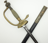 Prussian Civil Service Officer's Dress Sword by C&J