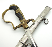 Paul Weyersberg Dove Head Army Sword