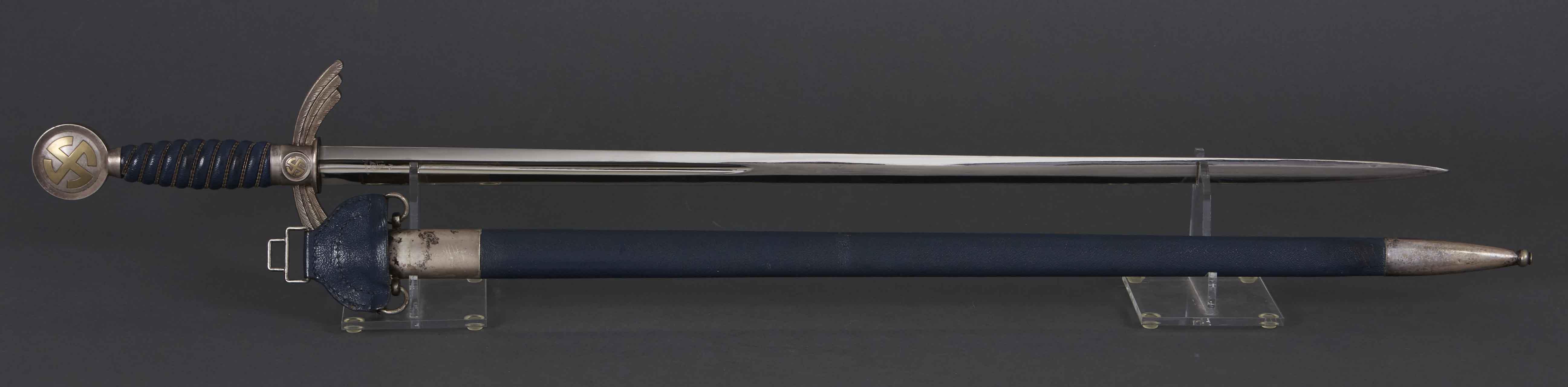 Luftwaffe Sword by SMF